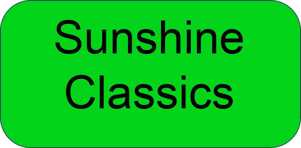 Sunshine Classics Button