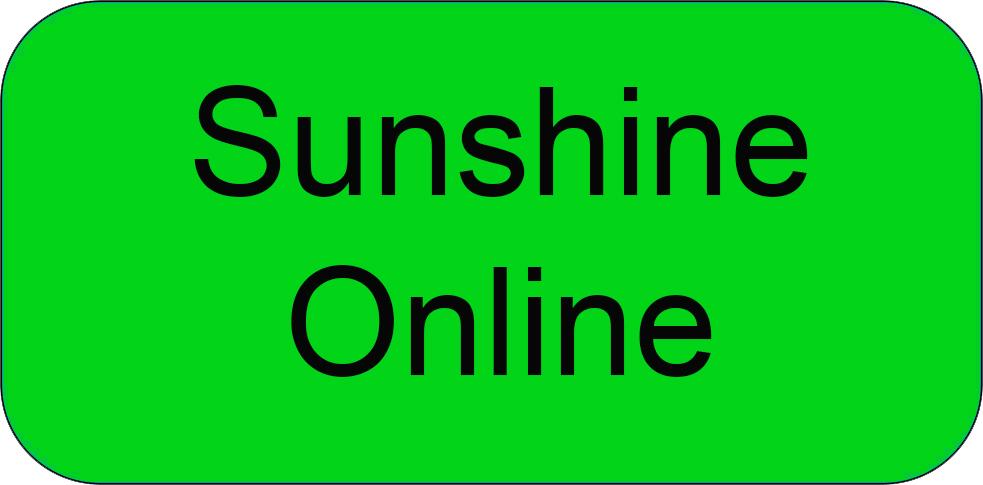 Sunshine Online Link